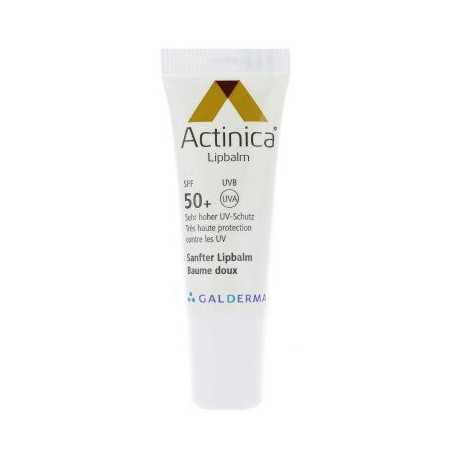 Actinica Lipbalm baume lèvres SPF50+ 8ML