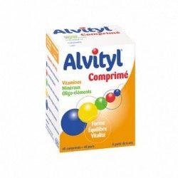 Alvityl Comprimés Boite de 40