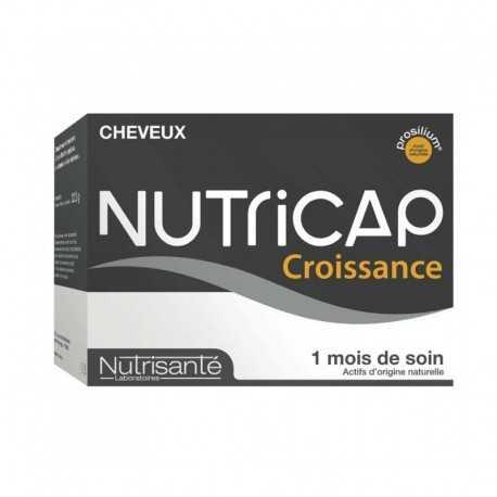 Nutricap Comprimés Anti chute Boite de 60 Gélules