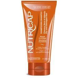 Nutricap Shampoing Cheveux Secs et Abîmes 200ml