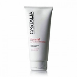 Castalia sensial gel moussant 200ml