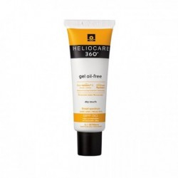 Heliocare 360° Gel Oil Free SPF50 50ml