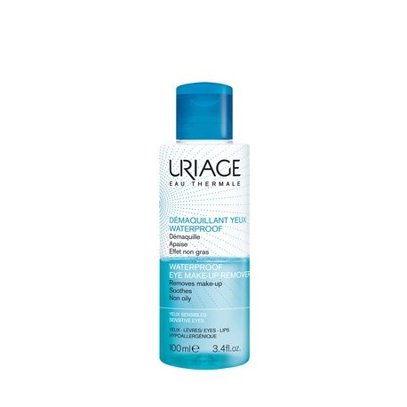 Uriage Démaquillant Yeux Waterproof Biphasé 100ml