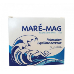 Biohealth Maré Mag Boite de 60 Gélules