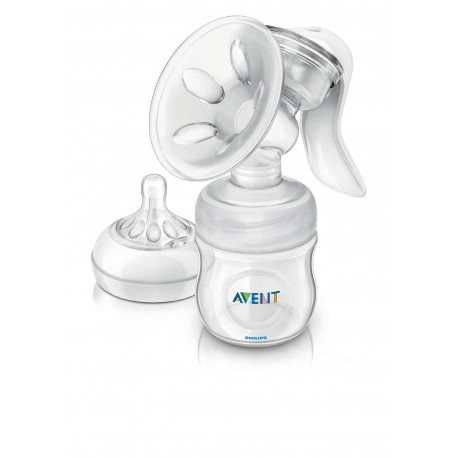Avent Biberon en verre Natural 240ml 1m+