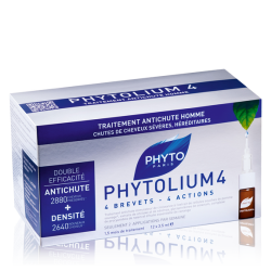 Phyto Phytolium Ampoules Anti Chute 12 Ampoules