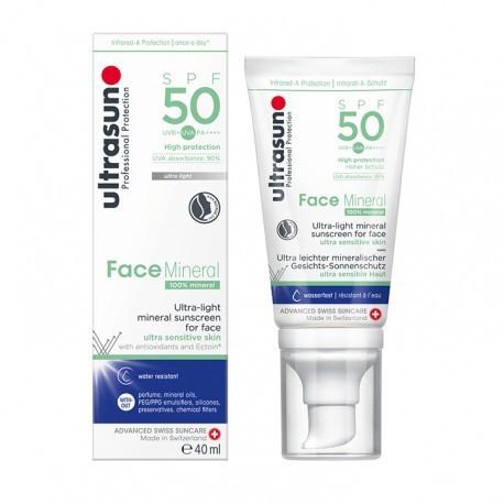 Ultrasun Face Anti Pigmentation Anti Age spf50+ 50ml