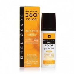 Heliocare 360° Gel Oil Free SPF50+ Pearl 50ml