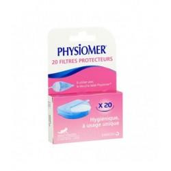 Physiomer Filtre Protecteur Boite de 20
