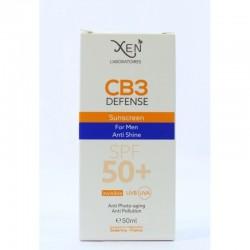 Xen Cb3 Ecran solaire Homme spf50+ 50ml
