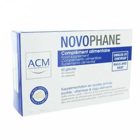 ACM Novophane 60 Gélules