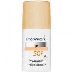Pharmaceris Ecran Teinté SPF50+ 02 Sand 30ML