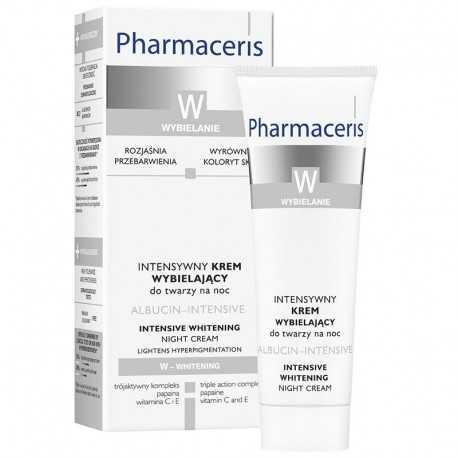 Pharmaceris W Albucin-Intensive Crėme de Nuit
