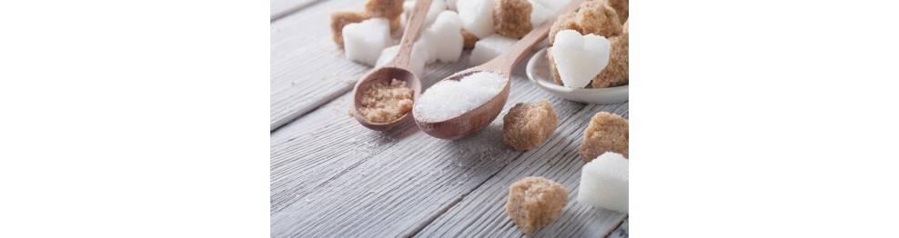 Sucres et sels de régimes