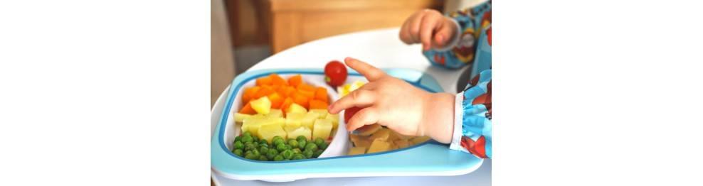 Apprentissage repas et poussés dentaires